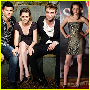 Kristen Stewart: Total 'Eclipse' of the Heart!