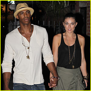 Serinda Swan: Mehcad Brooks' New Girlfriend?