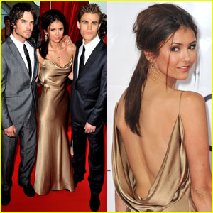 Vampire Diaries: Monte Carlo Closing Ceremonies!