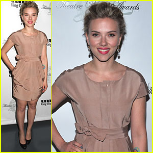 Scarlett Johansson: Theatre World Wonderful