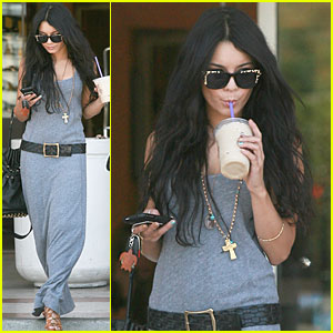 Vanessa Hudgens: Maxi Dress Darling