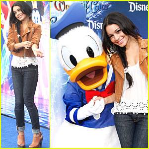 Vanessa Hudgens: 'World of Color' Cutie