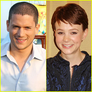 Wentworth Miller Pens Project for Carey Mulligan
