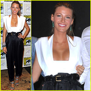 Blake Lively Talks Gyroscopic Stunt