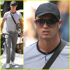 Cristiano Ronaldo: Big Apple Shopping Spree