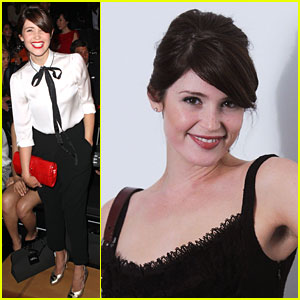 Gemma Arterton: Bowtie Beautiful!