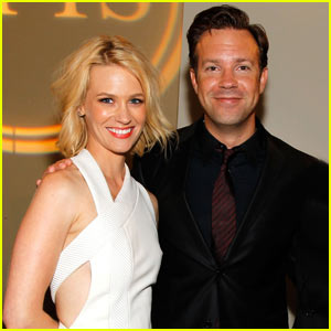 January Jones & Jason Sudeikis: ESPY Awards Couple!