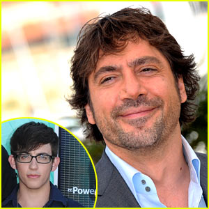 Javier Bardem: Glee's Newest Star!