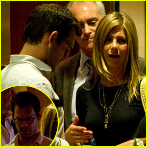 Jennifer Aniston: Date Night with Mystery Man!