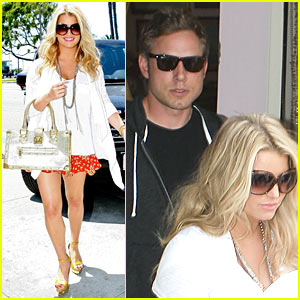 Jessica Simpson & Eric Johnson: 'Ivy' League