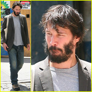 Keanu Reeves Birthday Alone