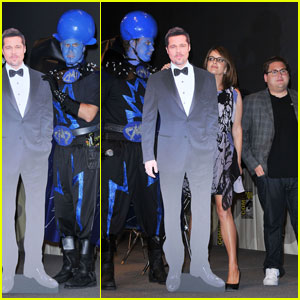 Will Ferrell Carries Cardboard Cutout of Brad Pitt at Comic-Con!