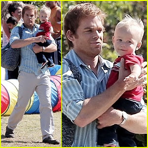 Michael C. Hall: Baby Business