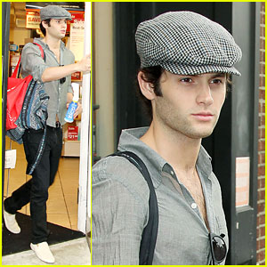Penn Badgley: Surfboard Hopeful