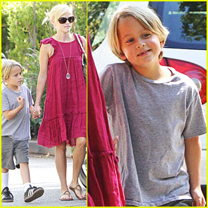 Reese Witherspoon & Deacon Phillippe: Palisades Party!