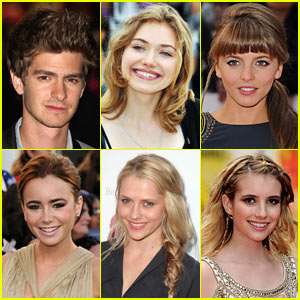 Emma Roberts & Lily Collins: Spider-Man Female Leads?
