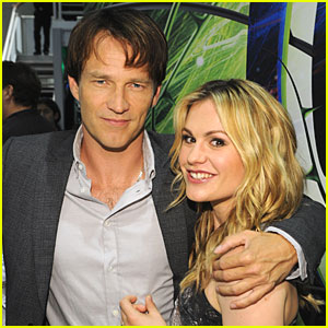 when did anna paquin and stephen moyer start dating