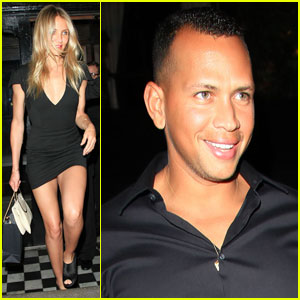 Alex Rodriguez: Cameron Diaz Birthday Bash at The Lion!