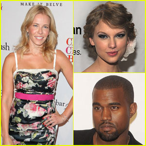 Chelsea Handler: Taylor and Kanye Reunion at VMAs?