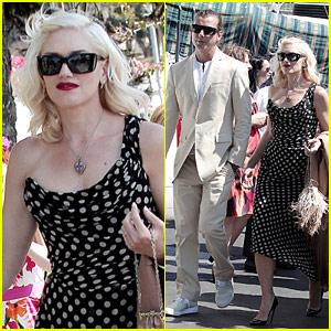 Gwen Stefani & Gavin Rossdale: Kristoff Ball Wedding!