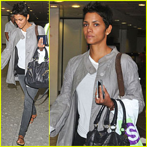 Halle Berry is a Moni Moni Mama
