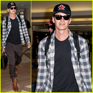 Hayden Christensen: I've Got Sheep But No Alpacas Yet!