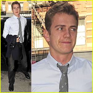 Hayden Christensen on 'Regis & Kelly' Tomorrow!