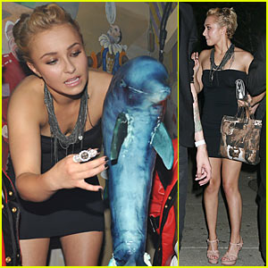Hayden Panettiere's Madhouse Birthday Bash