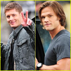 Jensen Ackles & Jared Padalecki: 'Supernatural' Sexy