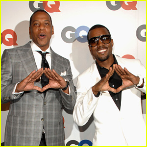 Kanye West & Jay-Z Team Up for Joint Album