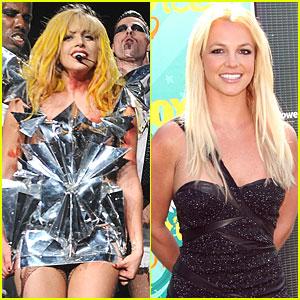 Lady Gaga Dethrones Twitter Queen Britney Spears