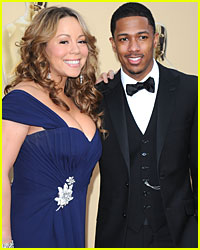 Nick Cannon Coy on Mariah Carey Pregnancy Questions ... Nick Cannon And Mariah Carey Pregnant Pictures