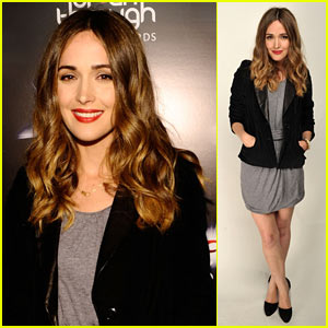 Rose Byrne: X-Men's New Star & James McAvoy's Love Interest!