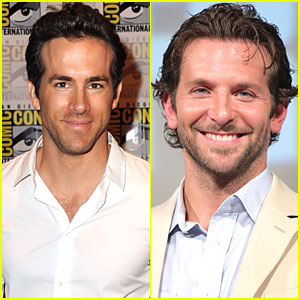 Bradley Cooper & Ryan Reynolds Sign On for Cop Comedy