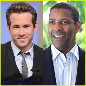 Ryan Reynolds: Safe House Lock-Up with Denzel Washington!