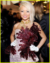 Tila Tequila Pelted On Stage