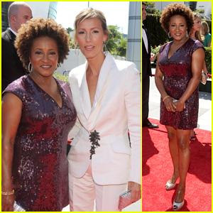 Wanda Sykes: Creative Arts Emmys with Wife Alex! | Alex ...