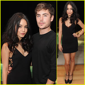 Zac Efron & Vanessa Hudgens: 'Details' Cover Celebration!