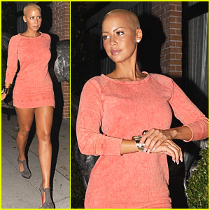 Amber Rose: Big Project on the Way!