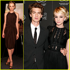 Carey Mulligan: 'Never Let Me Go' Premiere with Andrew Garfield