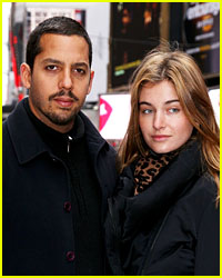 David Blaine & Fiancee Alizee Guinochet Expecting a Baby