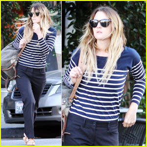 Drew Barrymore: Whale of a Tale!