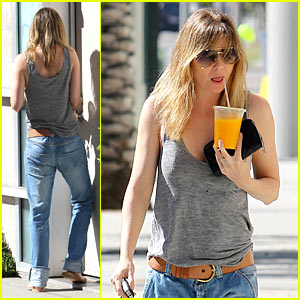 Ellen Pompeo: Orange You Glad?