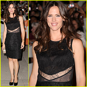 Jennifer Garner: The Town in Toronto!
