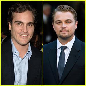 Joaquin Phoenix to Play Leonardo DiCaprio's Lover?