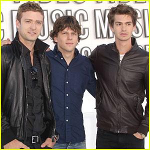 Justin Timberlake - MTV VMAs 2010 Red Carpet