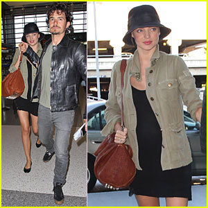 Orlando Bloom & Miranda Kerr: Baby Bumpin' Around!