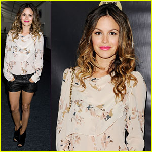 Rachel Bilson: Win $100,000 Fashion Blogger Job!