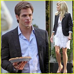 Reese Witherspoon &#038; Chris Pine: Pie High
