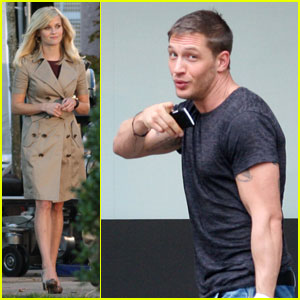 Reese Witherspoon & Tom Hardy Start a War